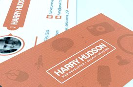 Minimal Business Card PSD Template Pack