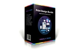 Print Design Bundle