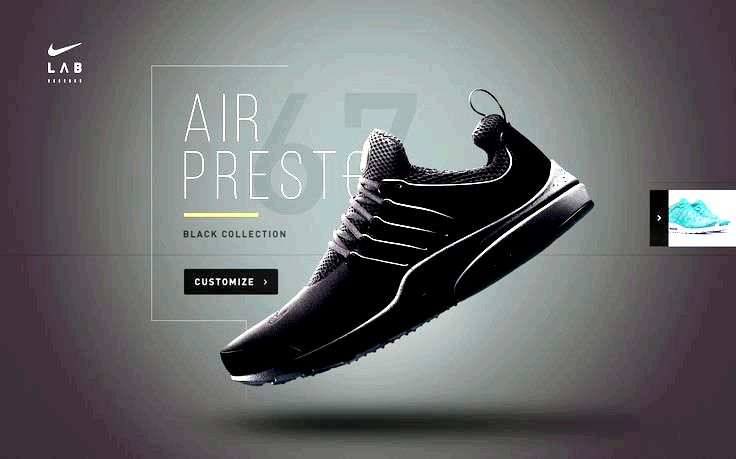 Nike Labs Air Presto by Samuel Thibault