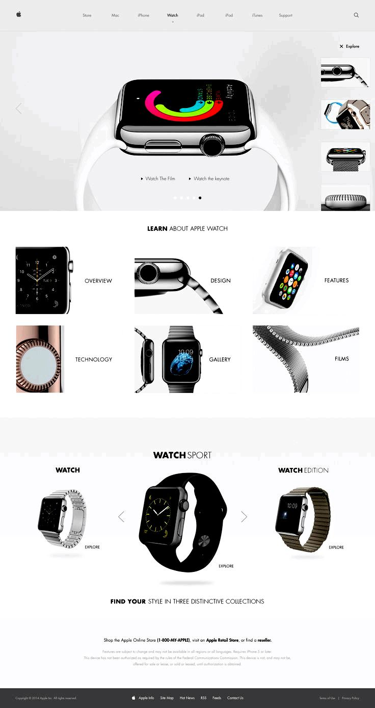 Apple Watch Facelift by Michael Martinho