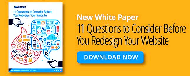 7 questions to consider before you redesign your website