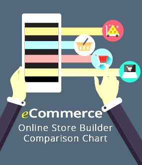 Building a web-based store: best ecommerce site builders Finding out how