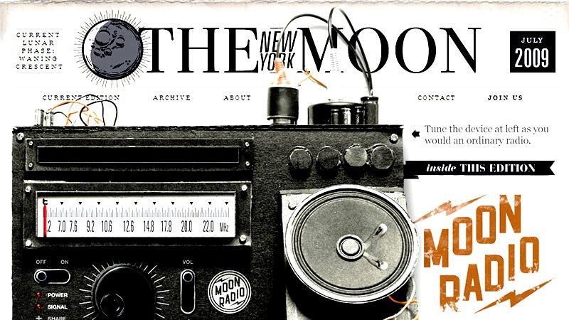 Radio - The New York Moon