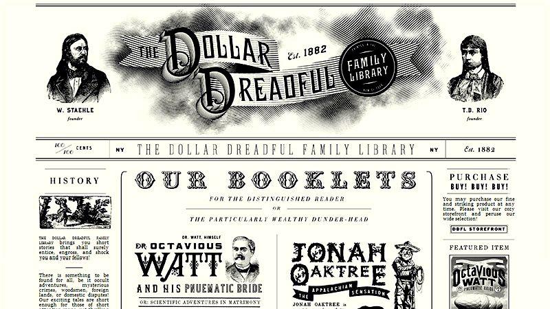 The Dollar Dreadful