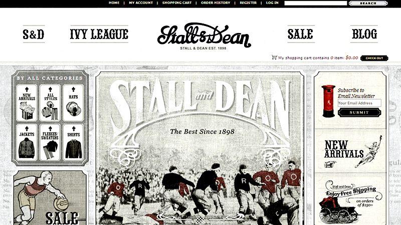 Stall & Dean