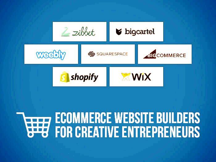 Ecommerce website builder Search engine optimization