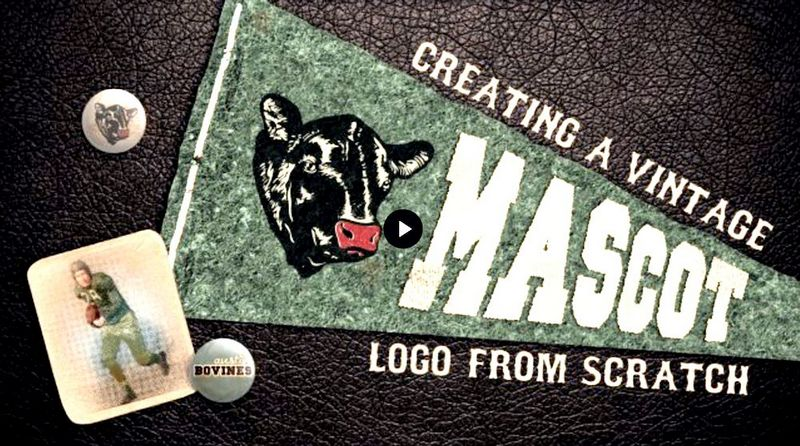 creating-a-vintage-mascot-logo-from-scratch