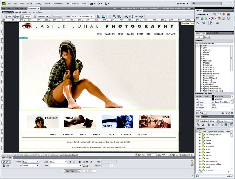 Is dreamweaver a significant website design tool? Conclusion        The very