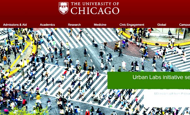 university of chiacgo website