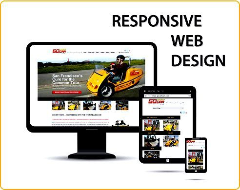 Responsive website design: evolving your design towards the modern web  Today websites achieve everywhere from