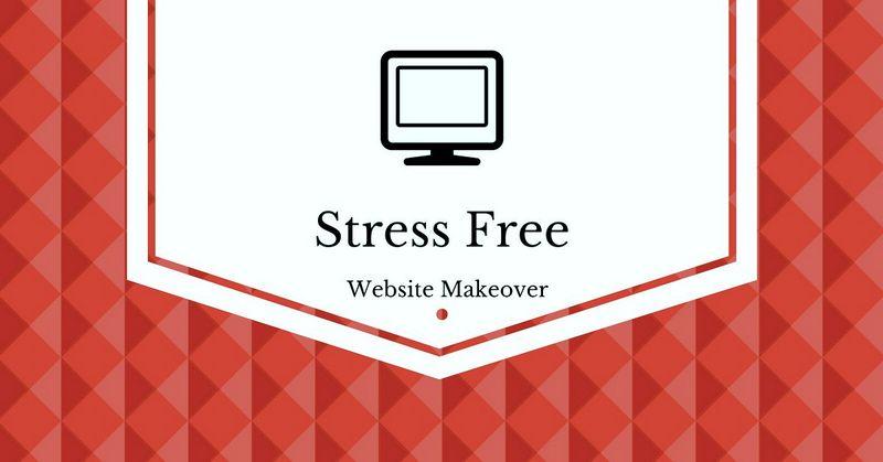 WordPress Stress Free Website Makeover