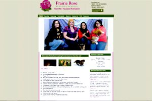 Prairie Rose Boarding Kennels Makeover Results