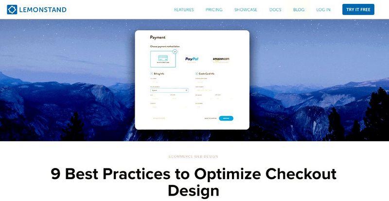 ecommerce website design tutorials