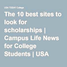 The Ten best sites to look for scholarships by keyword and