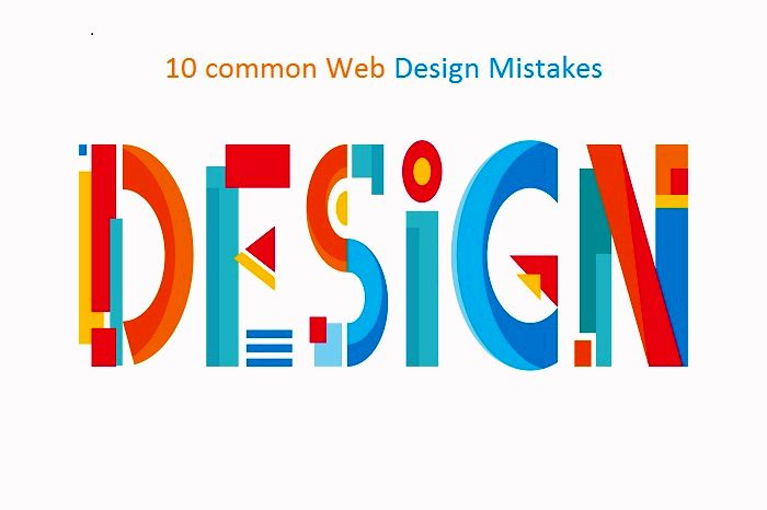 Top Ten mistakes in website design revisit links