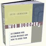 Web bloopers by shaun manley