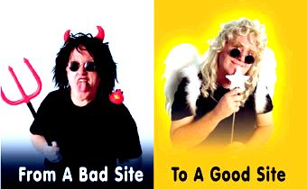 Learn how bad web design kills your site