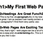 You simply need 10 html tags
